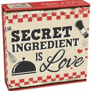 secret ingrredient is love 58655 2 tactic