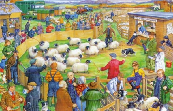 Sheep Sale The House Of Puzzles Legpuzzel 5060002003039 1.jpg
