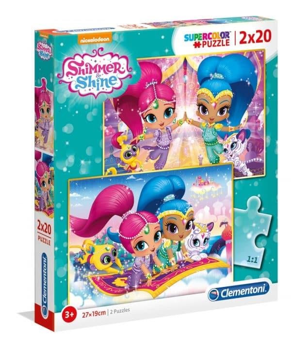 Shimmer And Shine Clementoni07028 01 Kinderpuzzels.jpg