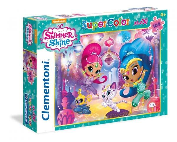 Shimmer And Shine Clementoni Netflix
