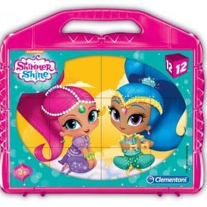 Shimmer And Shine Clementoni Kinderpuzzel