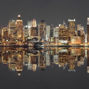 Skyline Van New York Schmidt