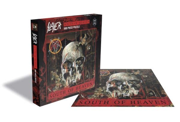 Slayer South Of Heaven Rocksaws28861 01 Legpuzzels.nl