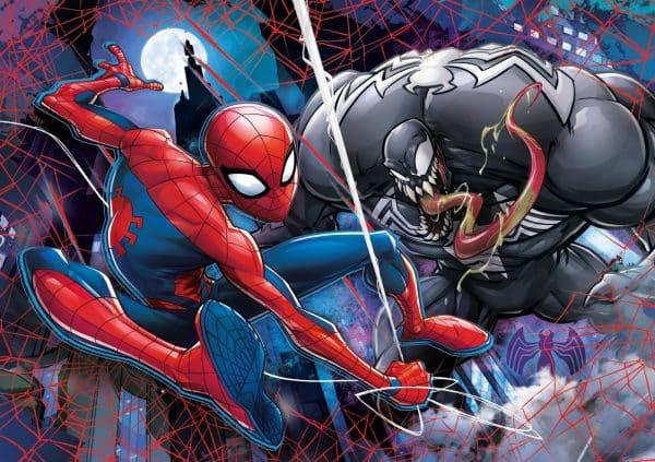 Spider Man Marvel 3D puzzel