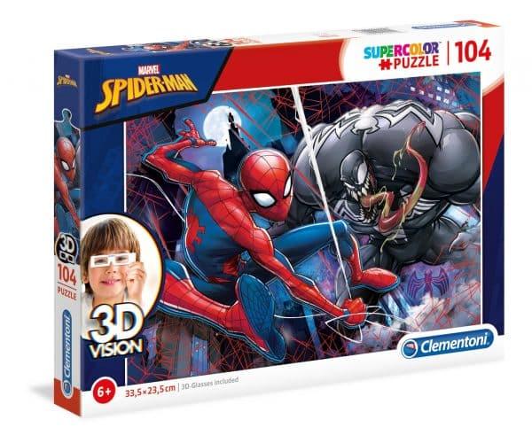 Spider Man Clementoni20148 02 Kinderpuzzels.jpg