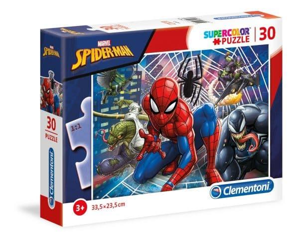 Spider Man Marvel Clementoni Kinderpuzzel