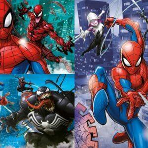 spider man clementoni25238 02 kinderpuzzels 300x300