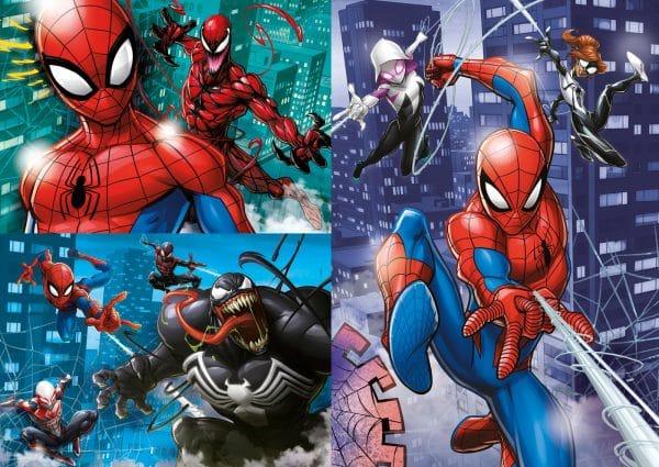 Spider Man Clementoni Kinderpuzzels