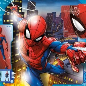Spider Man Clementoni Kinderpuzzel Marvel