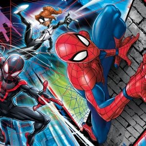 Spider-Man Marvel Clementoni Sinister 6