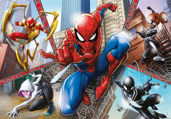 Spider Man Clementoni29302 01 Kinderpuzzels.jpg