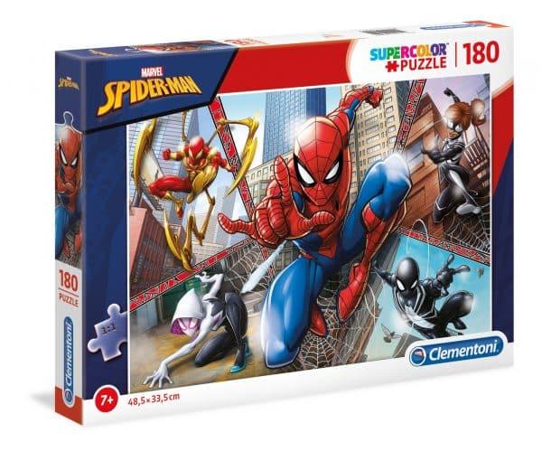 Spider Man Clementoni29302 02 Kinderpuzzels.jpg