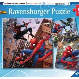 Spider Man Ravensburger Kinderpuzzel