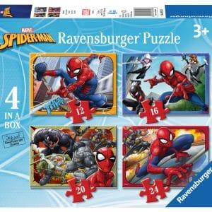 Spiderman Ravensburger Kinderpuzzels