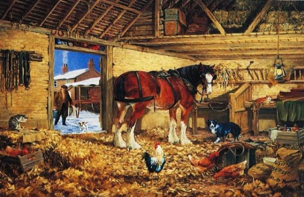 Stable Mates The House Of Puzzles Legpuzzel 5060002001172 1.jpg