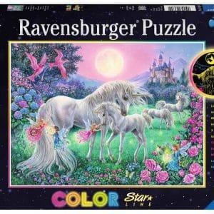 Starline Eenhoorns In De Maneschijn Ravensburger13670 01 Kinderpuzzels.nl .jpg