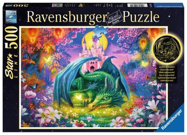 Starline Drakenbos Ravensburger Kinderpuzzel