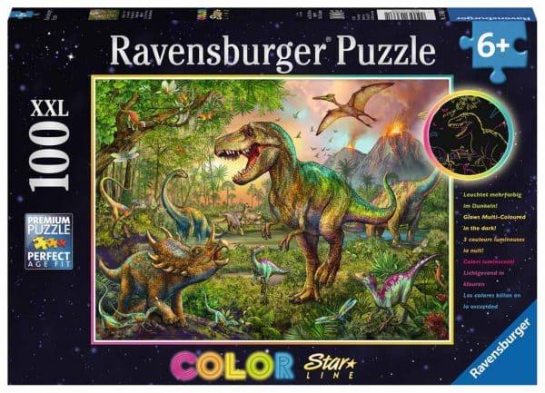 Starline Koning Van De Prehistorie Ravensburger13668 01 Kinderpuzzels.nl .jpg