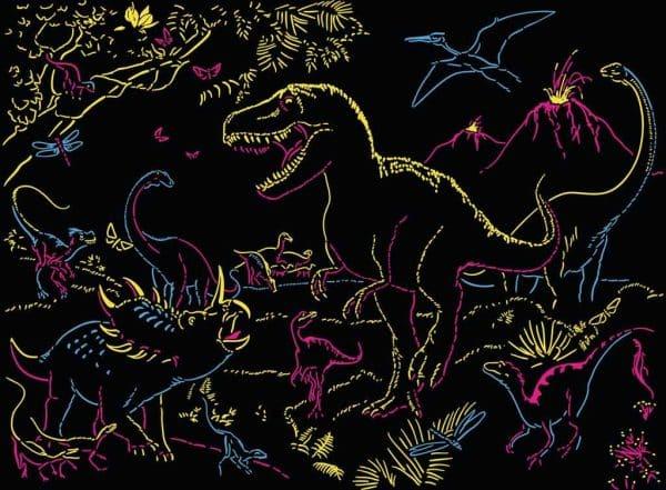 Starline Koning Van De Prehistorie Ravensburger13668 03 Kinderpuzzels.nl .jpg