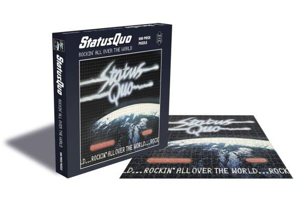 Status Quo Rockin All Over The World Rocksaws55096 01 Legpuzzels.nl