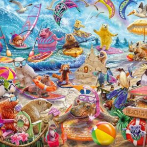 Steve Sundram Beach Mania Schmidt