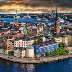 stockholm, zweden 16742 ravensburger 1