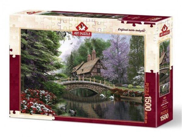 stone bridge 4620 art puzzel 2