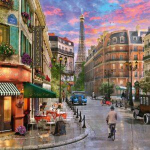 Eiffeltoren Parijs Straat Schmidt