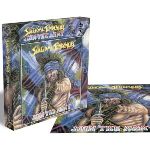suicidal tendencies join the army rocksaws528659 01 legpuzzels