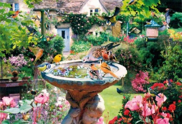 Summer Birds The House Of Puzzles Legpuzzel 5060002003763 1.jpg