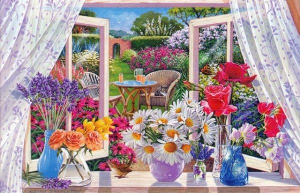 Summer Breeze The House Of Puzzles Legpuzzel 5060002003053 1.jpg