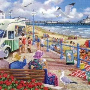 Sun Sea Sand The House Of Puzzles Legpuzzel 5060002003299 1.jpg