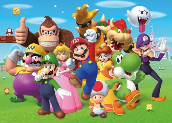 Super Mario Ravensburger149704 01 Legpuzzels.nl