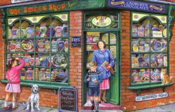 Sweet Thoughts The House Of Puzzles Legpuzzel 5060002002797 1.jpg