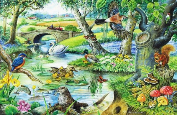 Tales Of The River The House Of Puzzles Legpuzzel 5060002001646 1.jpg