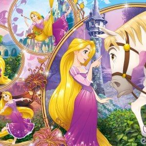 Tangled Rapunzel Clementoni Kinderpuzzel Disney