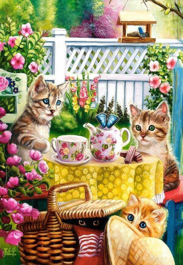 Teatime Castorland