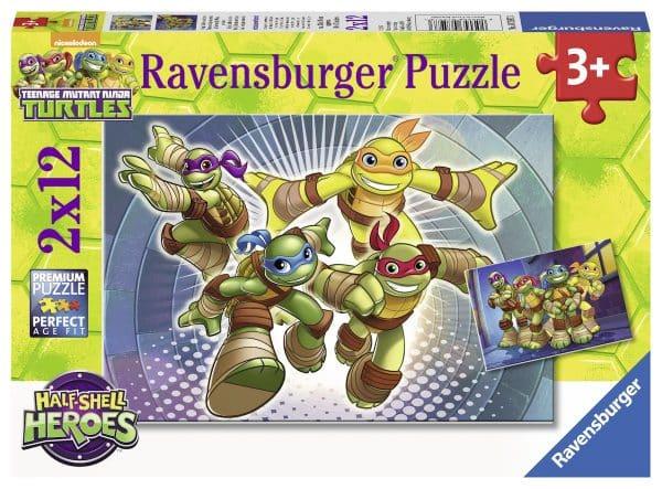 Teenage Mutant Ninja Turtles Half Shell Heroes Ravensburger075973 01 Kinderpuzzels.nl .jpg