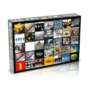 the beatles album collage rocksaws84097 01 legpuzzels