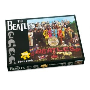 The Beatles Sgt Pepper Rocksaws83104 01 Legpuzzels.nl