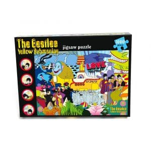 The Beatles Yellow Submarine Rocksaws55552 01 Legpuzzels.nl