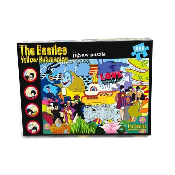 The Beatles Yellow Submarine Rocksaws55552 01 Legpuzzels.nl