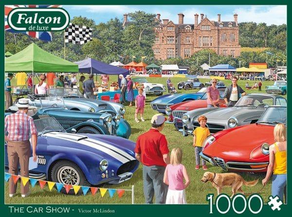 The Car Show Jumbo11298 04 Legpuzzels.nl
