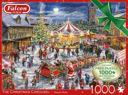 The Christmas Carousel Falcon