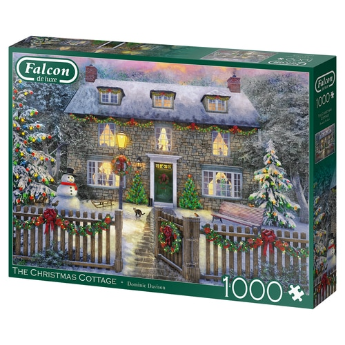 The Christmas Cottage Falcon
