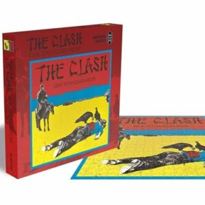 The Clash Enough Rope Rocksaws