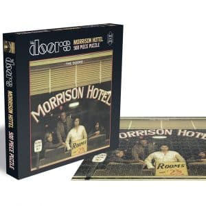 The Doors Morrison Hotel Rocksaws37757 01 Legpuzzels.nl