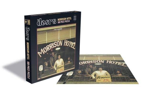 The Doors Morrison Hotel Rocksaws37757 01 Legpuzzels.nl