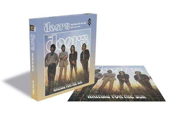 The Doors Waiting For The Sun Rocksaws37764 01 Legpuzzels.nl