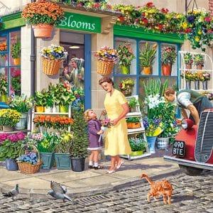 The Florist Jumbo11297 01 Legpuzzels.nl